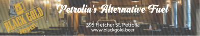 Black Gold Brewery - Petrolia