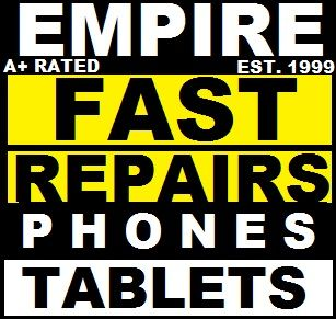 We Repair Broken Screens Fast.We Unlock Phones Cheap!